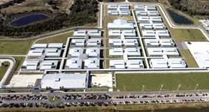 Falkenburg Rd Jail in Hillsborough County Florida